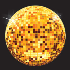 Corel Draw Tutorial: Disco Ball
