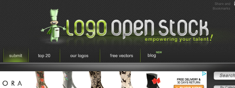 10 Best Free Logo Design Templates Sites
