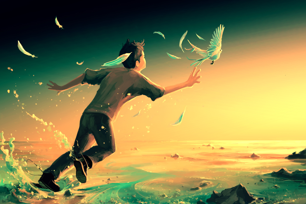 Cyril rolando fantasy meets surreal art design for Interesting art pictures