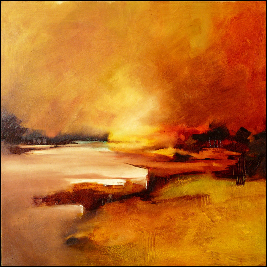 Amazing abstract art paintings by gerard mursic design for Amazing art paintings