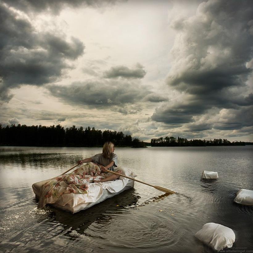 Photo Manipulation by Erik Johansson