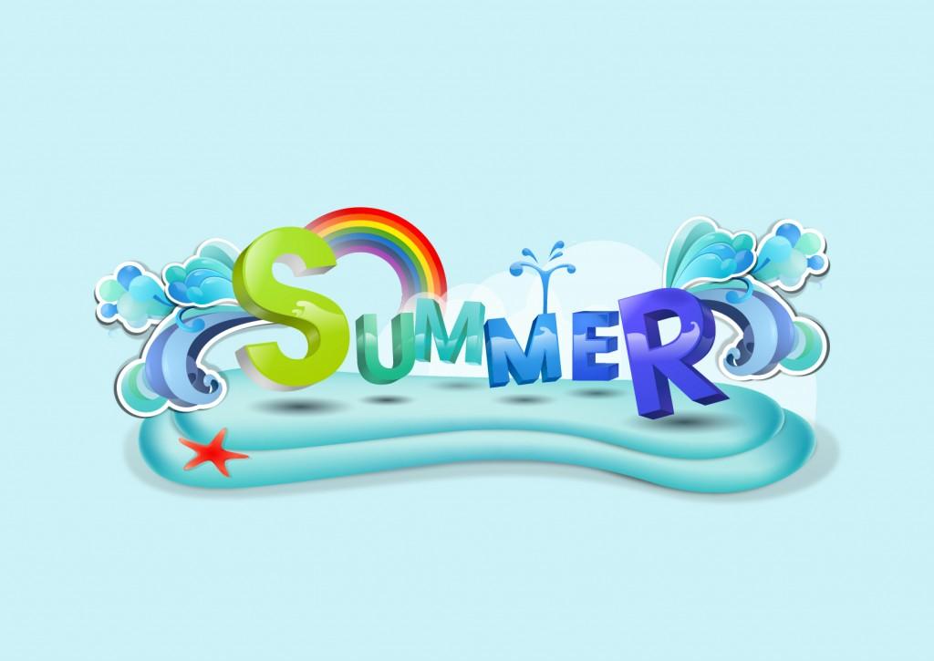 Summer Theme Vector