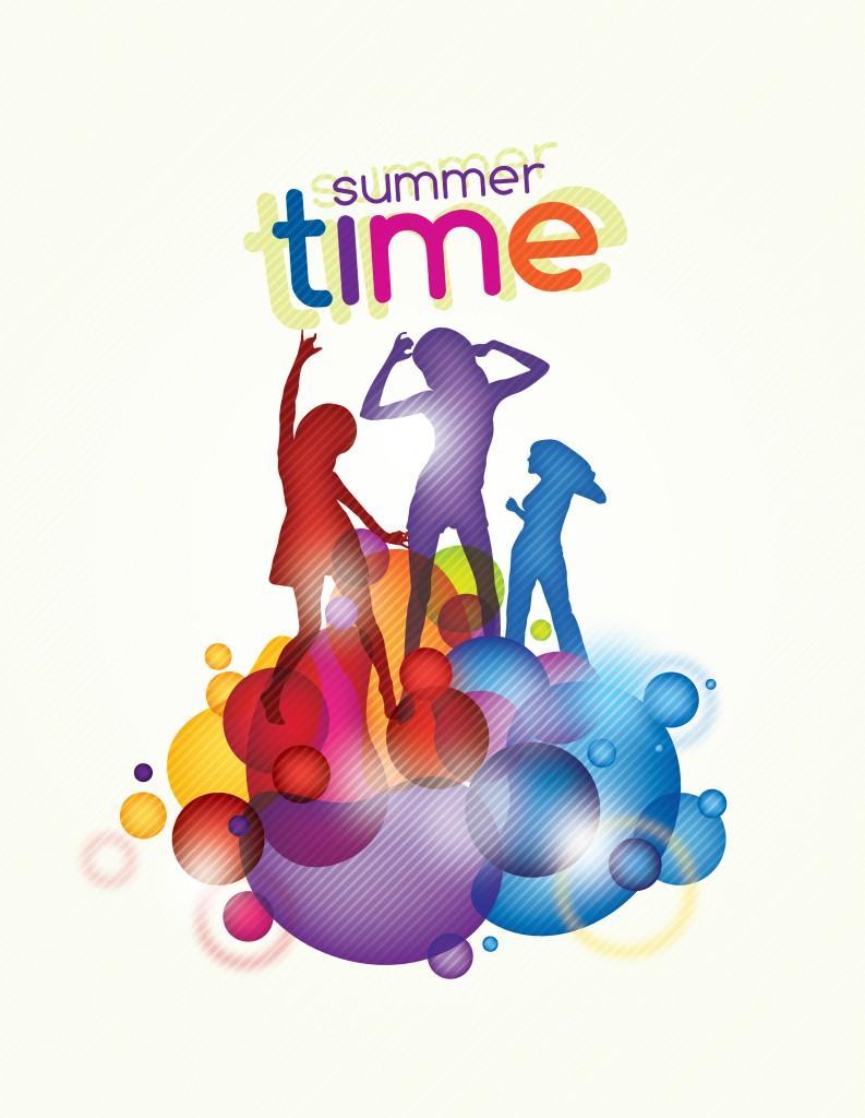 Summer Vector Design