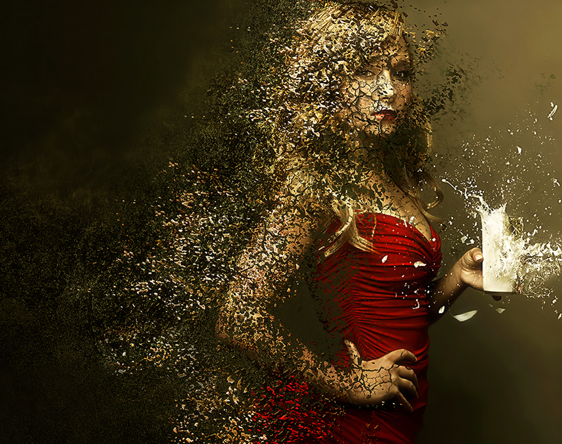 Digital Art by Marco Escobedo