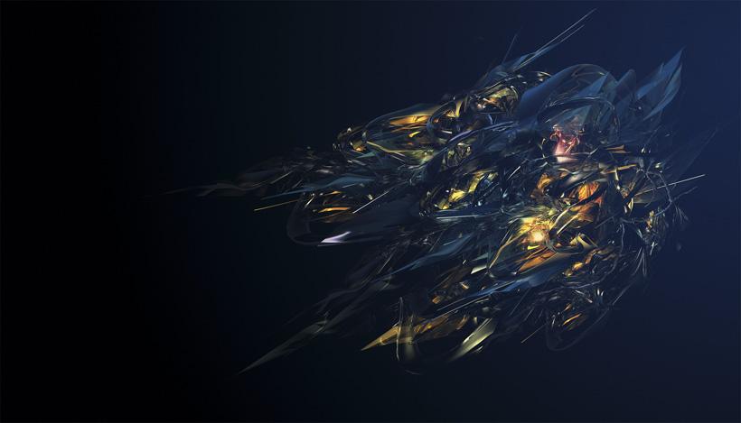 Digital Art by Justin Maller