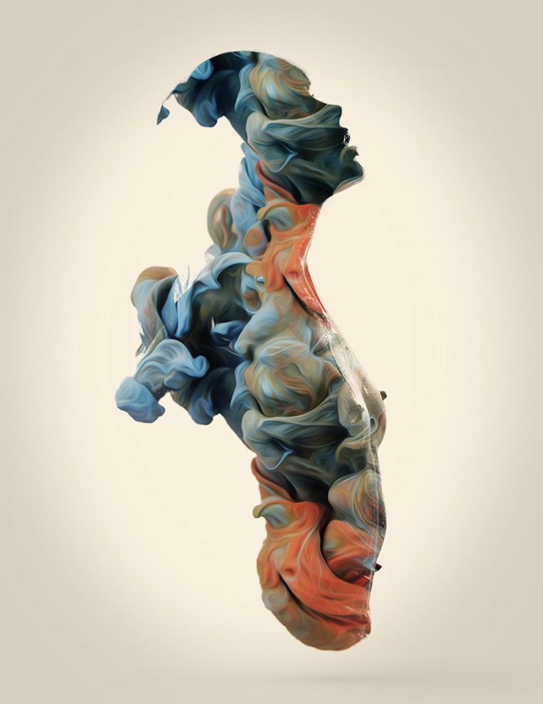 Digital Art by Alberto Seveso