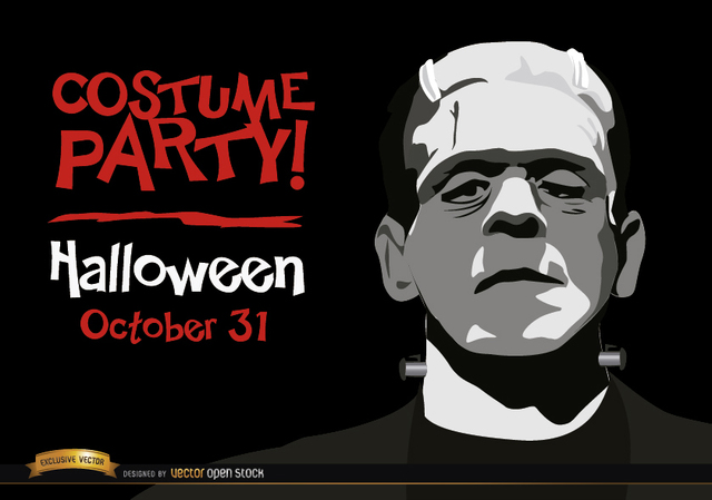 009c8d915d7e0b6211adcc037b14383c-halloween-invitation-party-frankenstein-s-monster