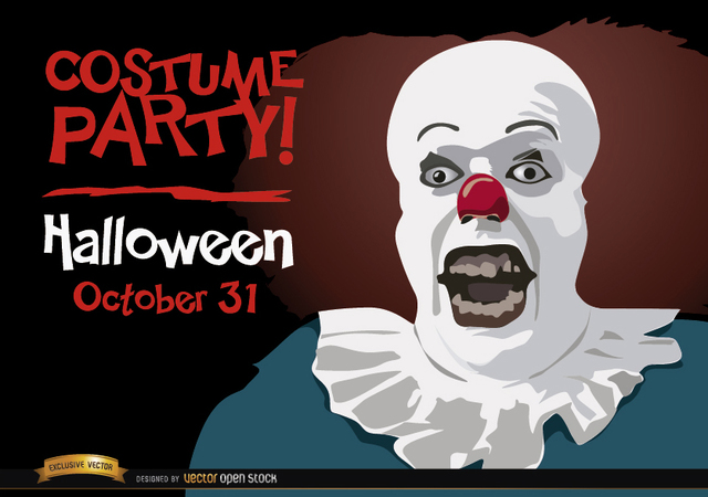 233a8ec3c47321e3f0ae35d0e71b94e0-halloween-invitation-party-pennywise-clown