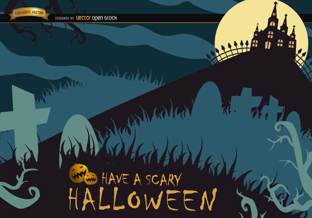 101 Halloween Free Vectors for your Party Poster! | | Design ...