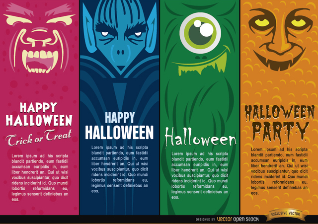 cd74a7e063c9032df85f9bbb2ce73700-halloween-monsters-bookmarks