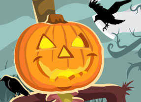 101 Halloween Free Vectors for your Party Poster!