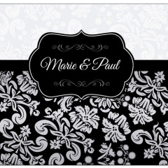 How to create awesome Vector Wedding Invitations in a few simple steps!