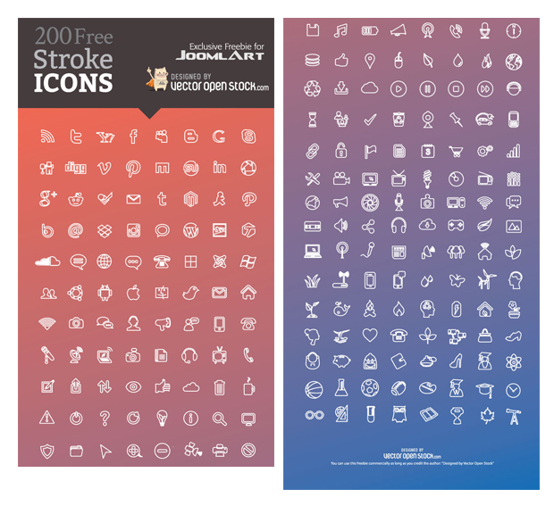 strokeicons