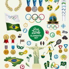 +300 Rio 2016 Olympic Games Great Free Resources