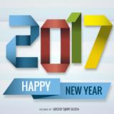 Stunning 2017 Free Vector Calendars