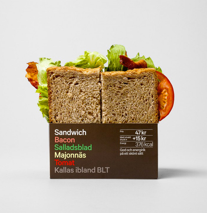 Food Design Ideas: 25 Creative Food Packaging Design Ideas For Your