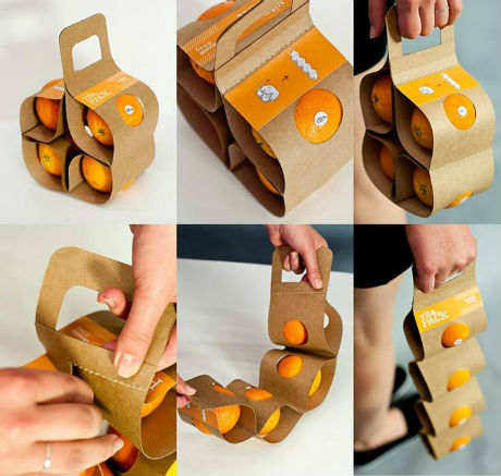 25 Creative Food Packaging Design Ideas for Your Restaurant Business ...