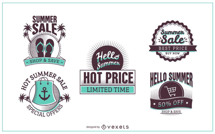 Sale Sticker Promotion