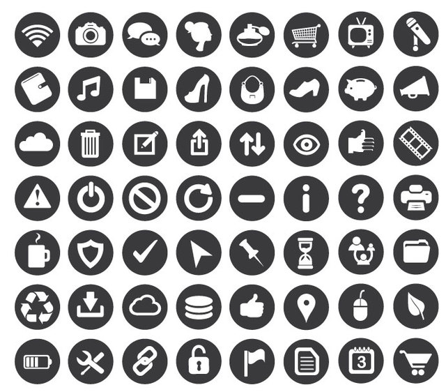Icons for Websites and Apps
