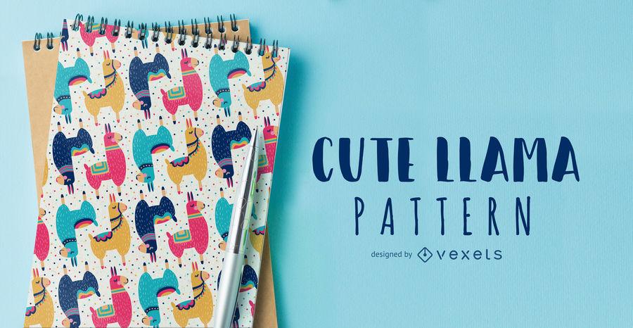 Llama Pattern Design