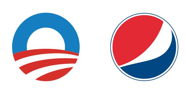 Obama Pepsi Logo