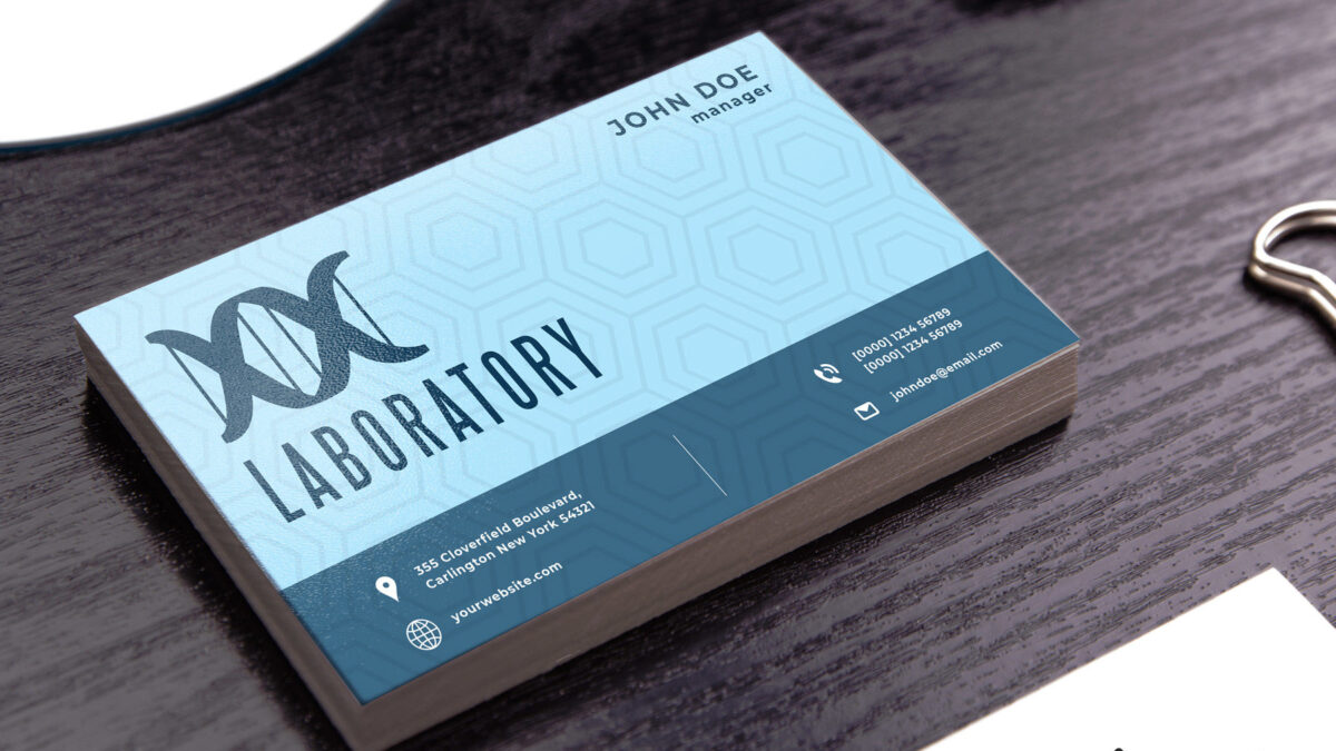Understanding The Relationship Between Color and Business Cards ...