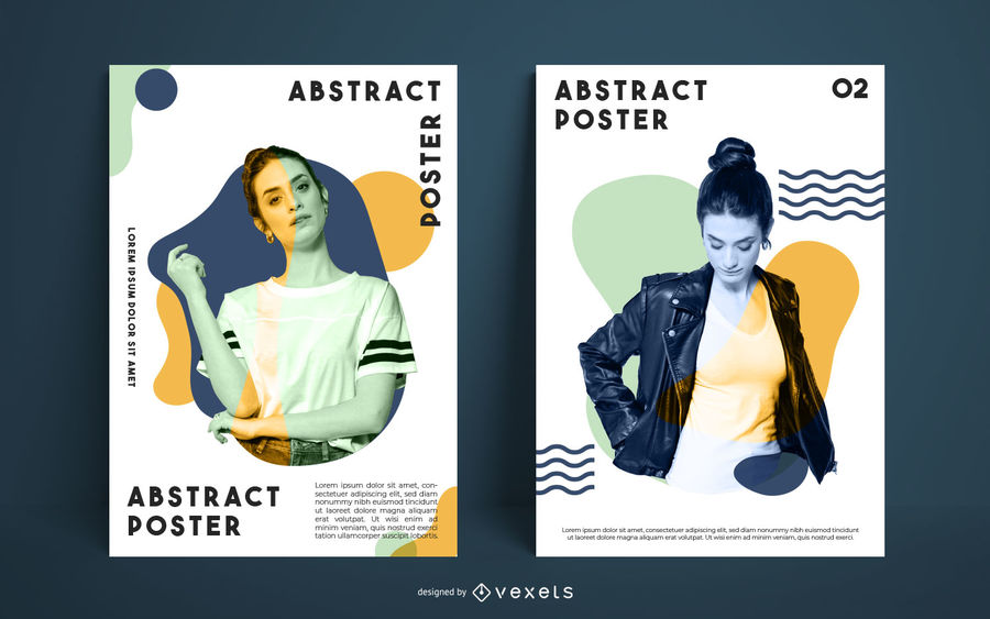 5 Tips to choose a poster template