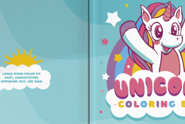 Featured Unicorn book cover